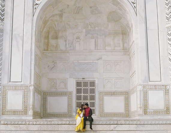ભારતમાં આવીને લગ્નના બંધને બંધાયુ